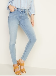 Mid-Rise Pop Icon Skinny Jeans for Women