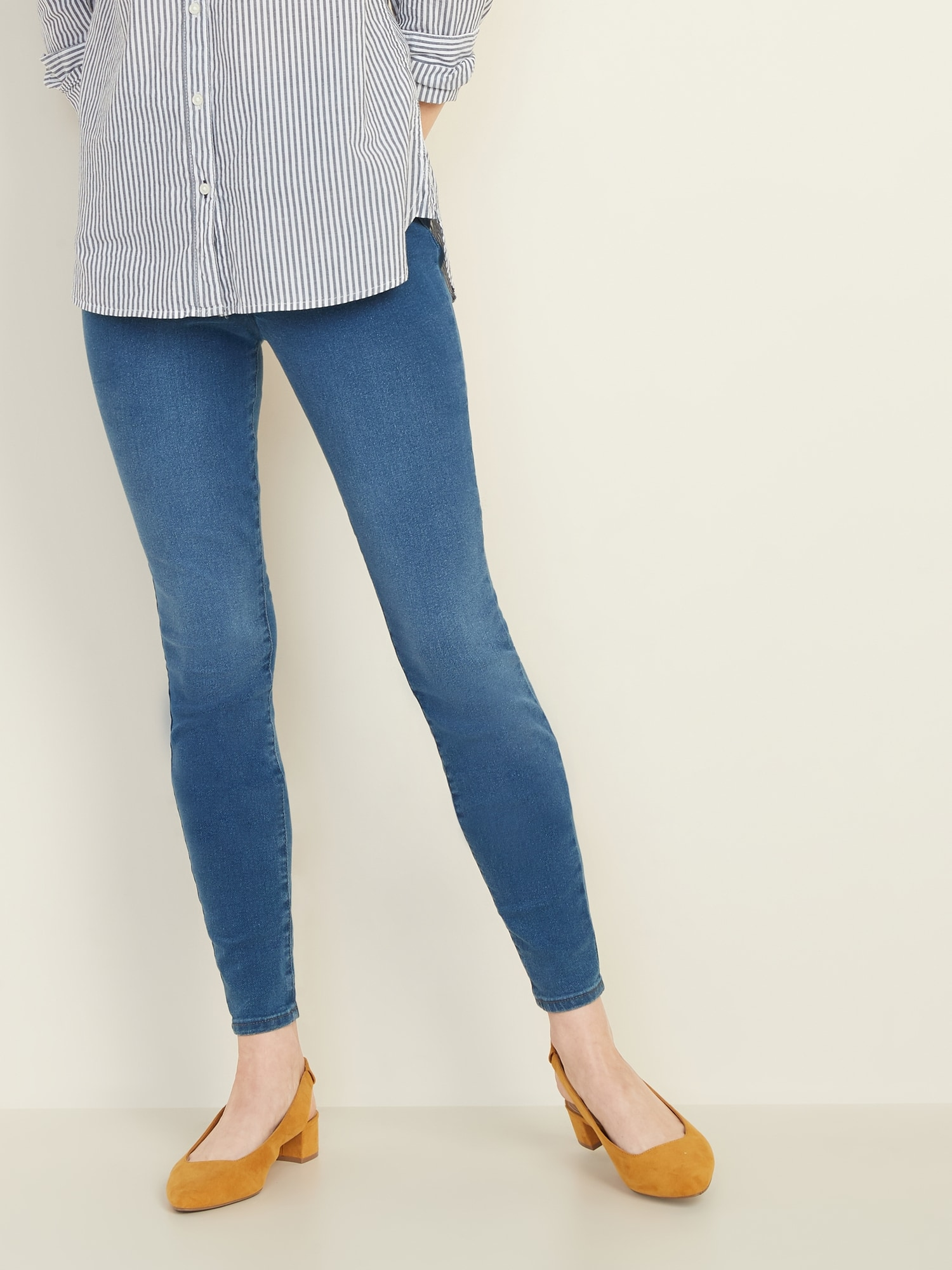 a7abb92c6cc69 Super Skinny Pull-On Jeggings for Women | Old Navy