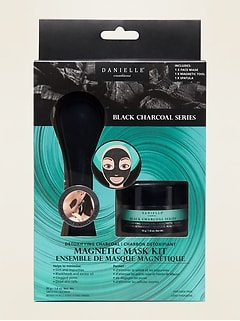 Danielle® Creations Detoxifying Charcoal Magnetic Mask Kit