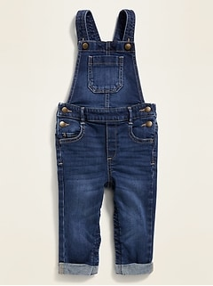 Jean Overalls for Toddler Girls