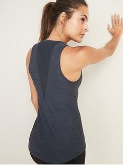 Camisole Breathe ON avec maille au dos pour femme