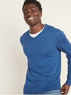V-Neck Sweater for Men