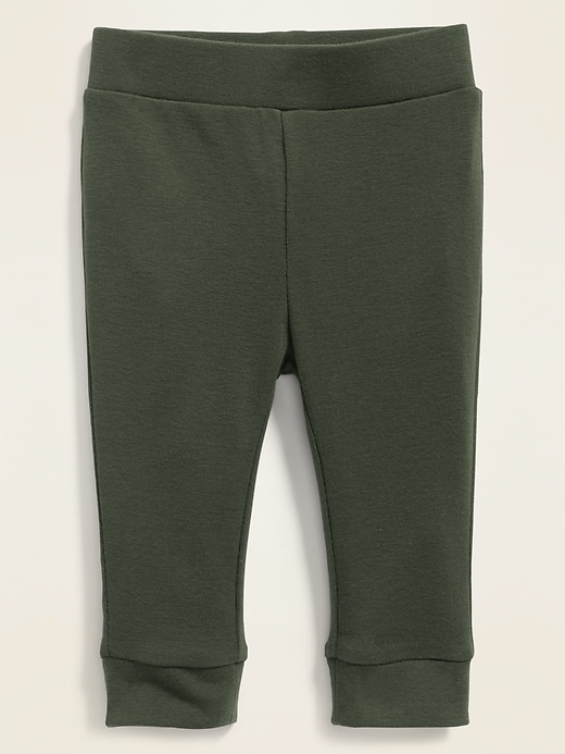 Unisex Solid Leggings for Baby