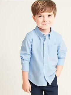 Oxford Shirt for Toddler Boys