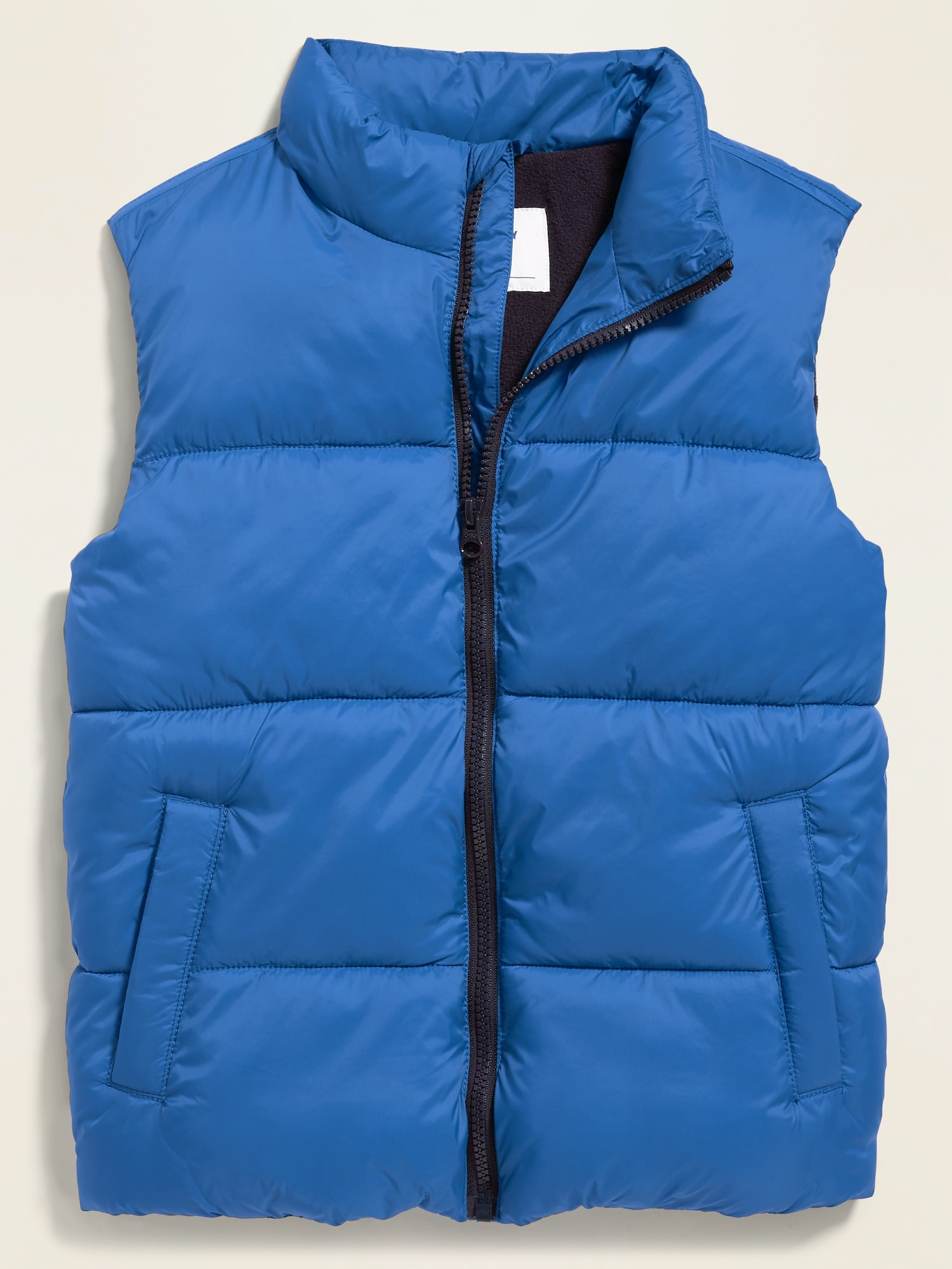 2afad9b2dab Frost-Free Quilted Puffer Vest for Boys   Old Navy