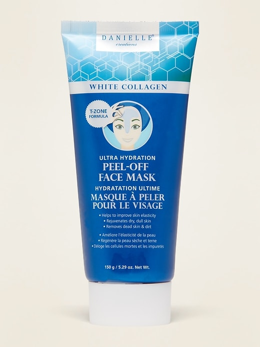 Danielle Creations&#174 Collagen Ultra Hydration Peel-Off Face Mask