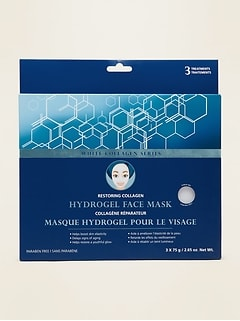 Masque d'hydrogel au collagène pour le visage Danielle Creations®