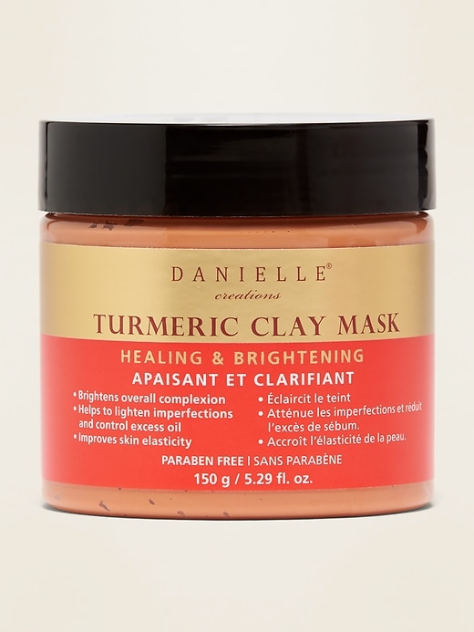 Danielle Creations&#174 Turmeric Clay Mask