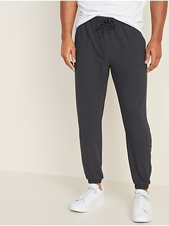 Ultra-Soft Breathe ON Go-Dry Cool Joggers for Men