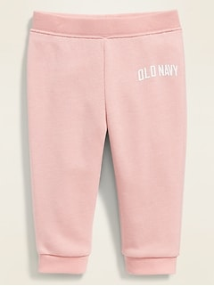Logo-Graphic Joggers for Baby