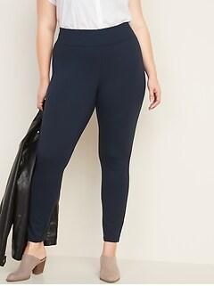Pantalon Stevie Secret amincissant à taille moyenne, taille Plus