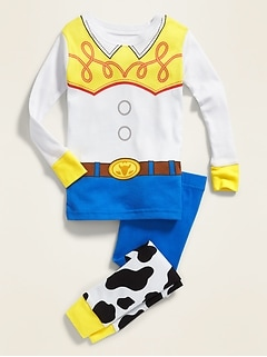 Disney/Pixar© Toy Story 4 Jessie Costume Pajama Set for Toddler Girls & Baby