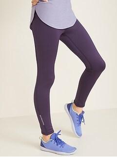 Built-In Warm Go-Dry Balance Leggings for Girls