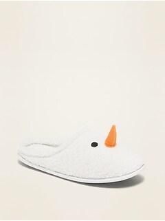 Sherpa Slide Slippers for Men