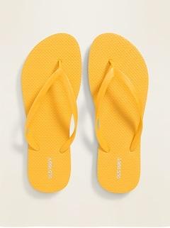 Sandales de plage classiques de couleur pastel pour femme