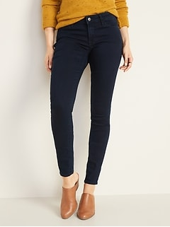 Low-Rise Rockstar Super Skinny Jeans for Women