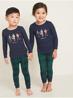 Jingle Jammies Pajama Set for Toddler & Baby