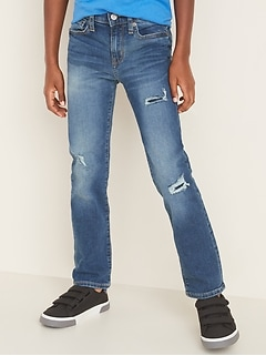 Karate Built-In Flex Max Jeans for Boys