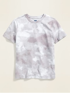 Softest Tie-Dye Tee for Boys