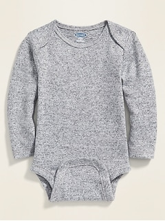 Unisex Cozy Bodysuit for Baby