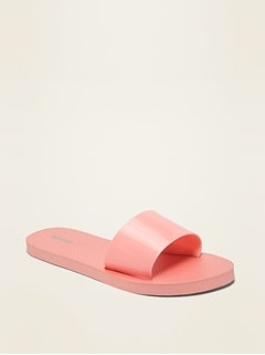 Jelly Flip-Flop Sandals for Women