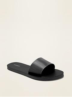 Sandales de plage gélifiées pour femme