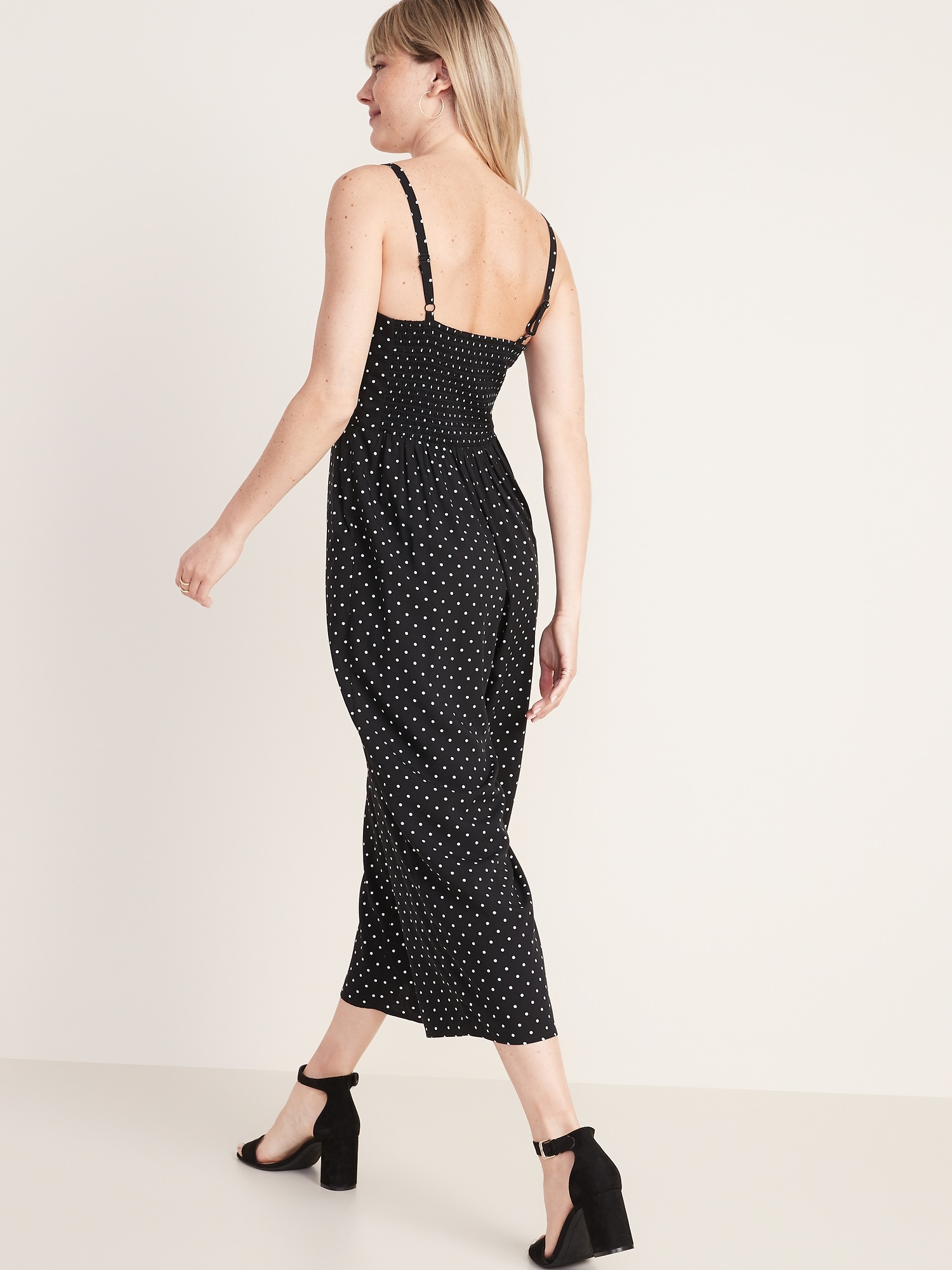 Square-Neck Cami Jumpsuit for Women | Old Navy