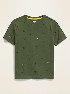 Softest Printed Tee for Boys