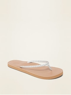 Braided Capri Sandals for Girls