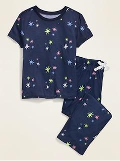Pyjama à imprimé pour fille