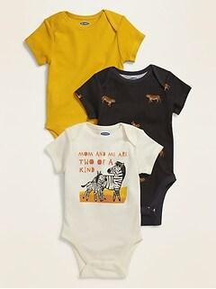 Bodysuit 3-Pack for Baby