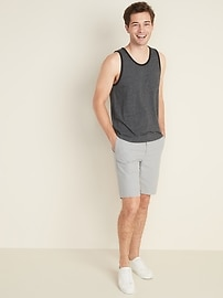 Soft-Washed Chest-Pocket Tank Top for Men