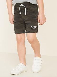 Pantalon d'entraînement avec logo à imprimé pour tout-petit garçon