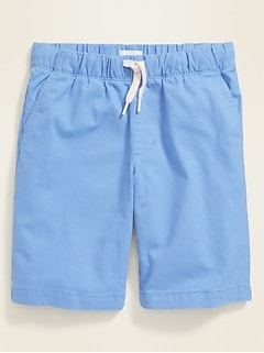 Straight Built-In Flex Jogger Shorts for Boys