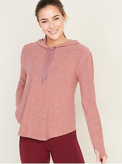 Breathe ON Pullover Hoodie for Women