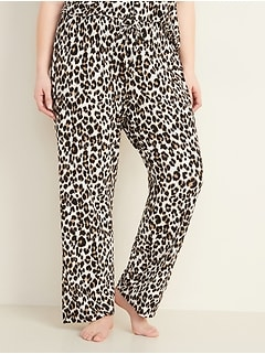 Pantalon de pyjama en tricot de jersey, taillePlus