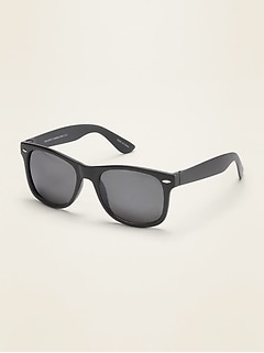 Square-Shaped Sunglasses for Men