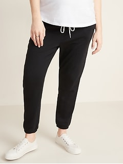 Maternity French Terry Joggers