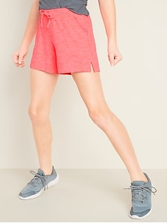 Ultra-Soft Breathe ON Shorts for Girls