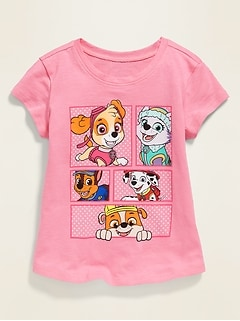 Paw Patrol™ Graphic Tee for Toddler Girls