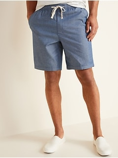 Built-In Flex Jogger Shorts for Men -- 9-inch inseam