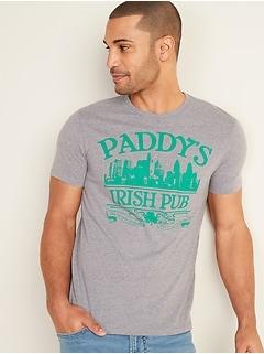 T-shirt «It's Always Sunny in Philadelphia» de «Paddy's Irish Pub» pour homme