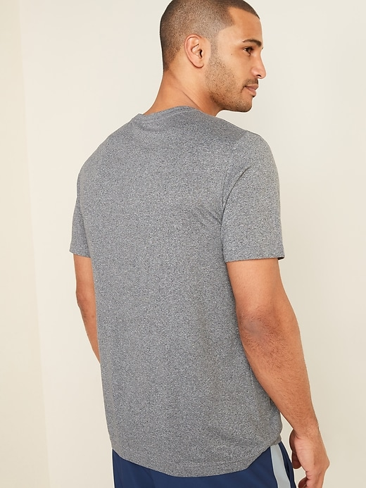 Go-Dry Cool Odor-Control Core Tee for Men
