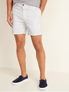 Slim Ultimate Built-In Flex Shorts for Men -- 6-inch inseam