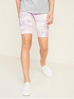 Jersey Bike Shorts For Girls