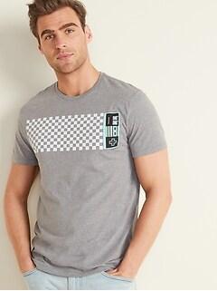 T-shirt à imprimé « Game-Controller » NintendoMC pour homme