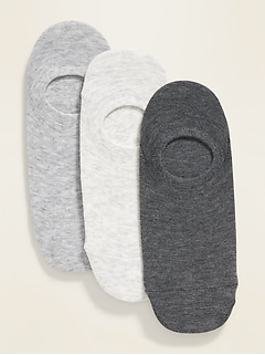 No-Show Sneaker Socks 3-Pack for Women