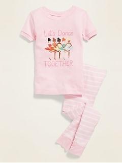 Pyjama «Let's Dance Together» pour tout-petit et bébé