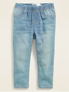 Skinny Pull-On Jeggings for Toddler Girls