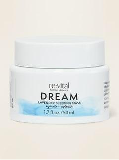 re:vital Dream Lavender Sleeping Mask